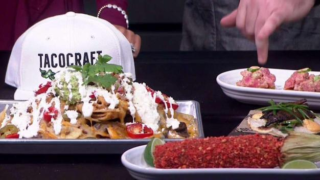 Fabulous Food: TacoCraft New Locations
