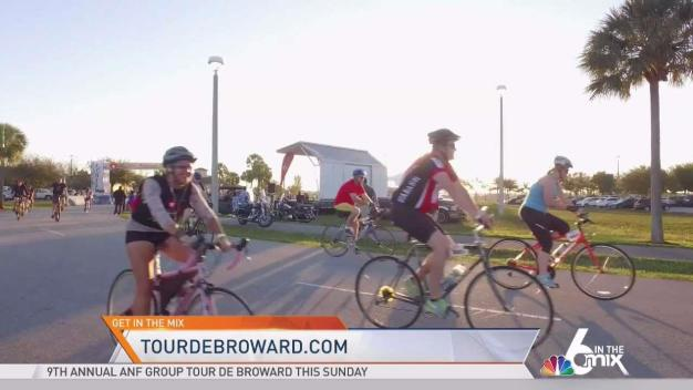 Gear Up For Tour De Broward