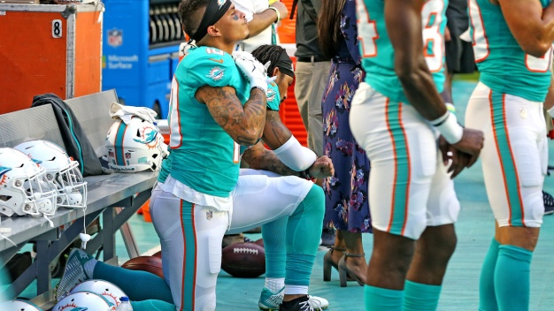 Police Unions Tell Members to Return Dolphins Tickets