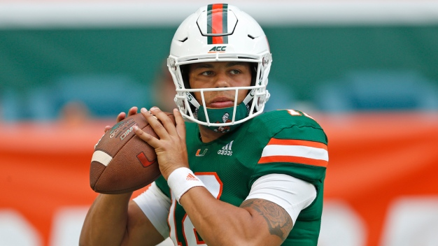 Miami Returns Malik Rosier to Starting Quarterback Spot