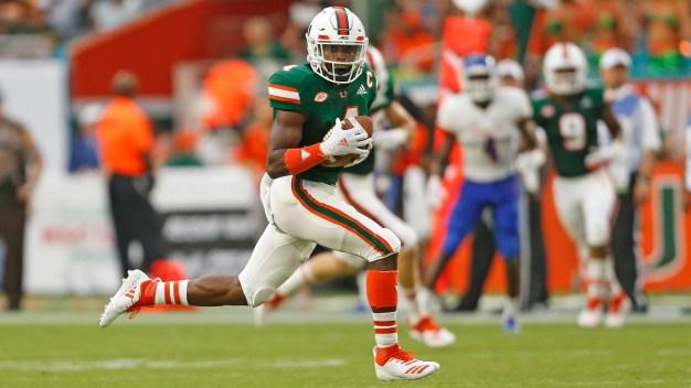 Miami Hurricanes Dismiss WR Jeff Thomas From Football Team