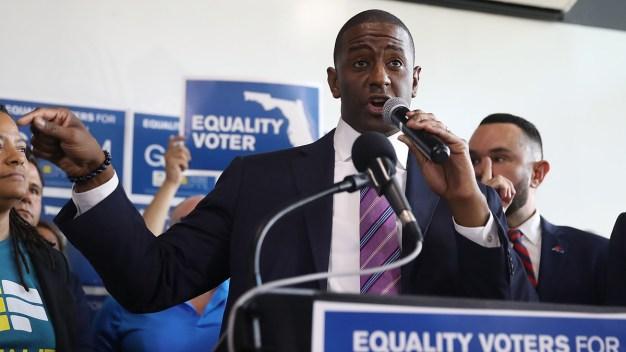 Racist Robocall Attacks Fla. Gubernatorial Candidate Gillum