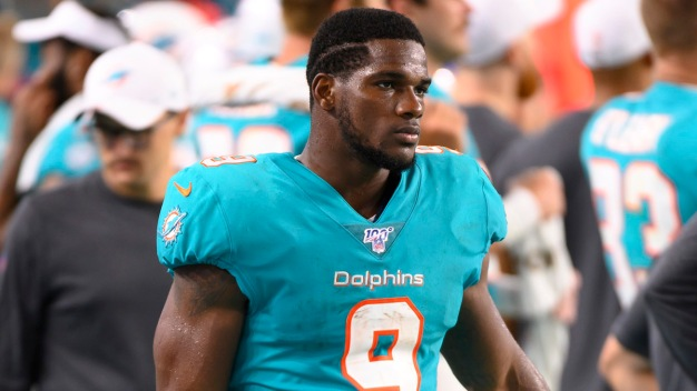 Dolphins RB Mark Walton Suspended 4 Games By NFL