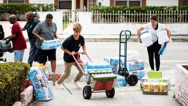 How to Help Bahamas After 'Catastrophic' Hurricane Dorian