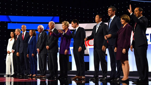 Top Moments From the 4th Democratic Presidential Debate