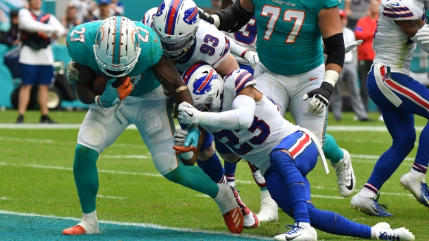 OL Remains a Headache for Dolphins, Flores