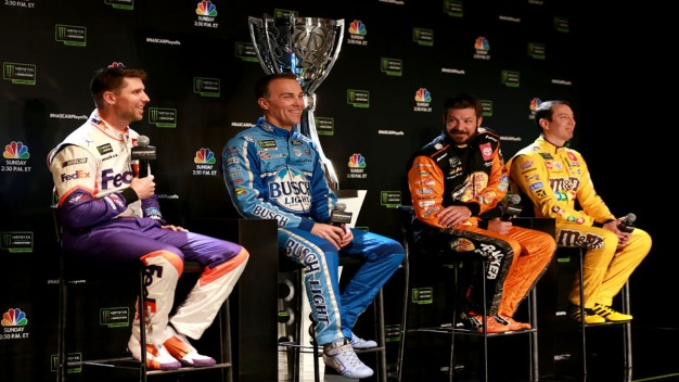 Familiar Foes in Final NASCAR Title Weekend at Homestead