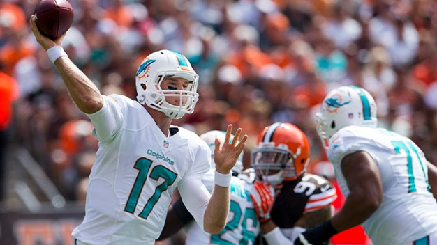 Week Three Preview: Browns at Dolphins