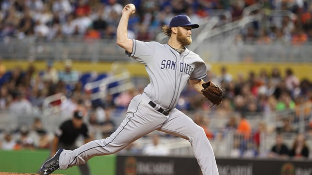 Marlins Acquire Cashner and Rea: Report