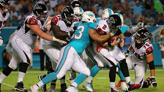 Preseason Week Three Preview: Falcons at Dolphins