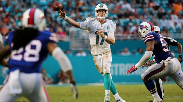 Week Seven Preview: Bills at Dolphins