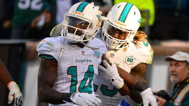 Dolphins' Landry and Ajayi Headed to Pro Bowl
