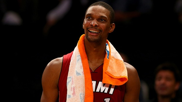 Chris Bosh Failed Physical, Not Cleared by Heat to Practice