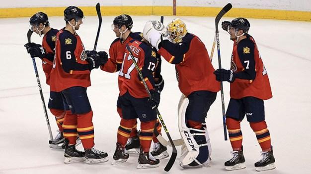 Panthers End Lightning's Win Streak