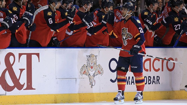 Panthers Stay Hot in Third Straight Win