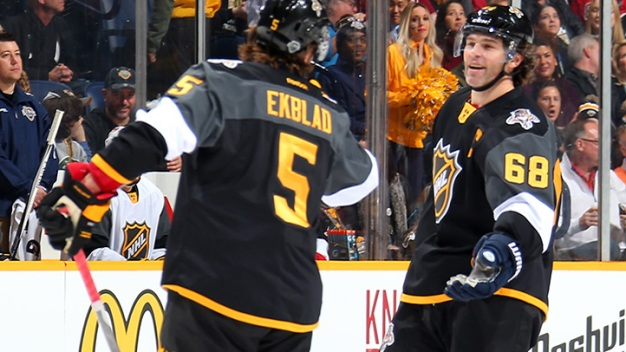 Panthers Put on Show at NHL All-Star Game