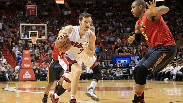 Heat Cruise to Fourth Straight Victory