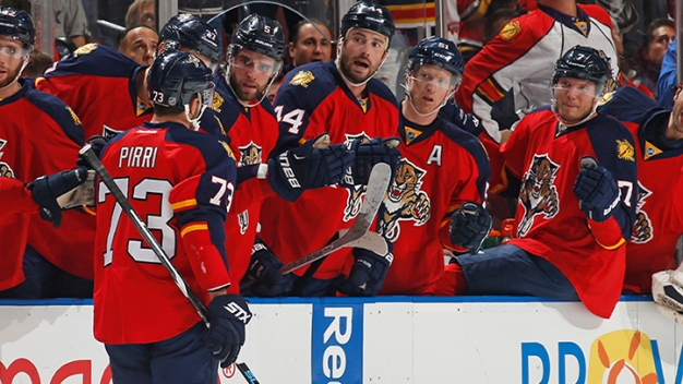 Panthers Keep Rolling With Fifth Straight Win