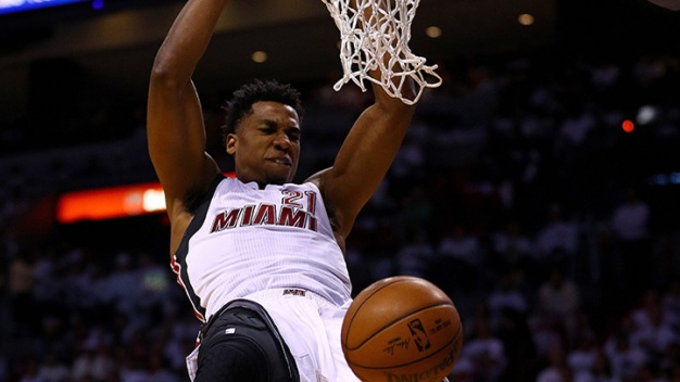 Heat Stay Hot With Third Straight Win