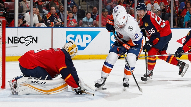 Panthers On Verge of Elimination After Double OT Loss