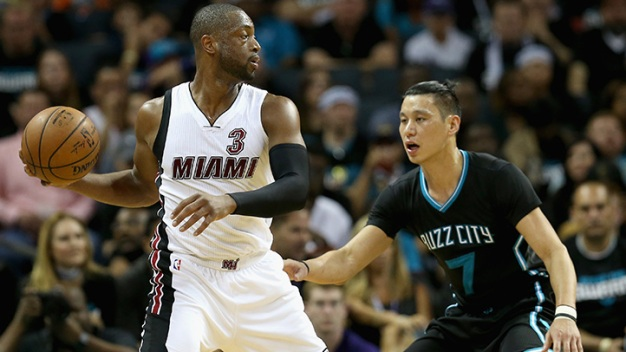 Heat Drop Game Three of Series to Hornets