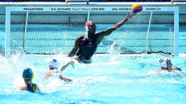 Hometown Hero Leads Way for USA Water Polo