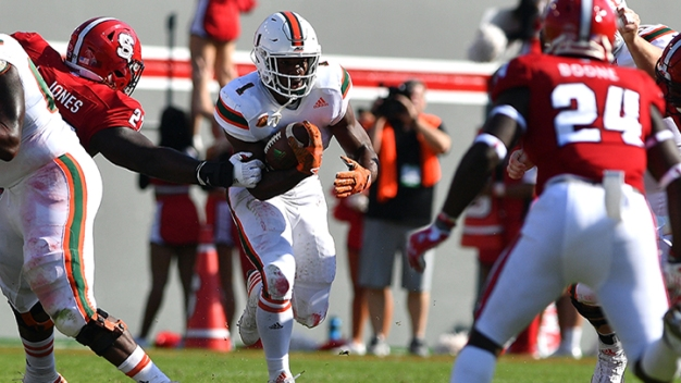 Hurricanes Tame Wolfpack for Third Straight Win