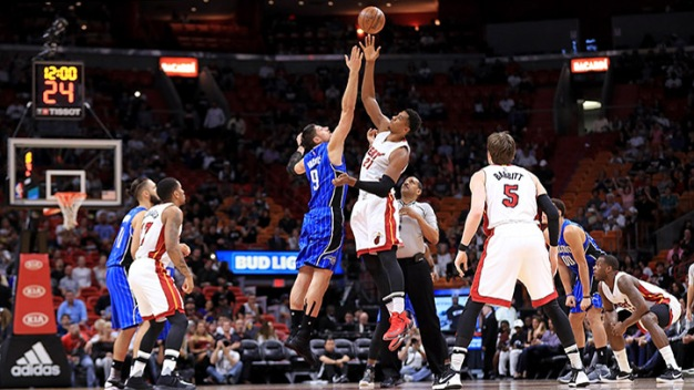 Heat Fall to Magic for Second Straight Loss