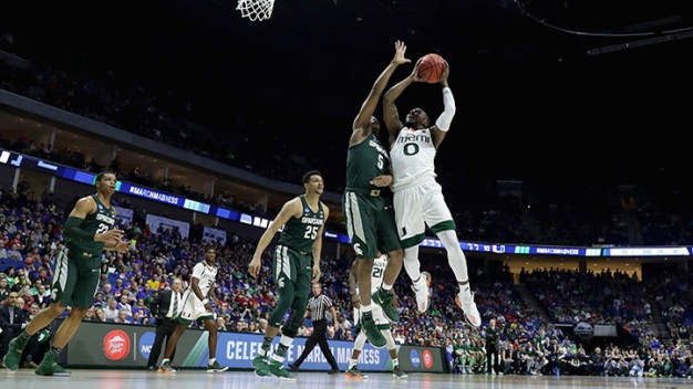 Hurricanes Eliminated in First Round of NCAA Tournament