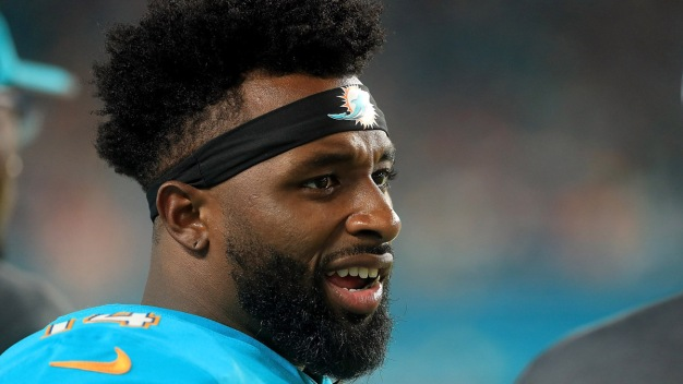 Dolphins Agree to Trade Jarvis Landry to Browns: AP Source