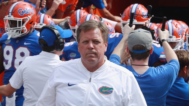 UF Players, Families Have Received Death Threats: Coach