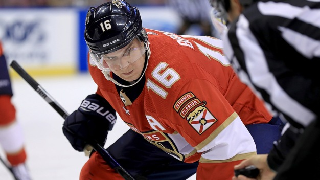 Florida Panthers Launch Summer Reading Tour