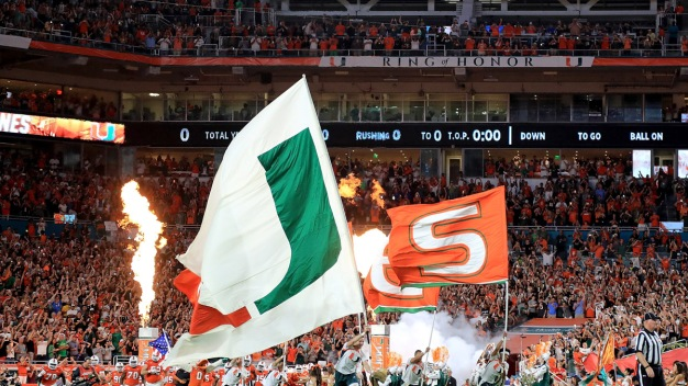 UM Bumps Clemson for No. 2 College Football Playoff Spot