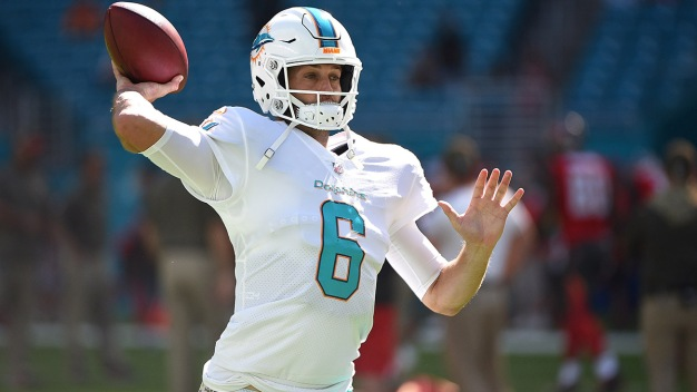 Dolphins End 5-Game Losing Streak by Beating Broncos 35-9