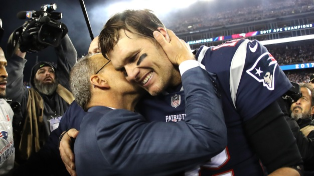 Brady Leads Patriots Back to Super Bowl, Top Jaguars 24-20