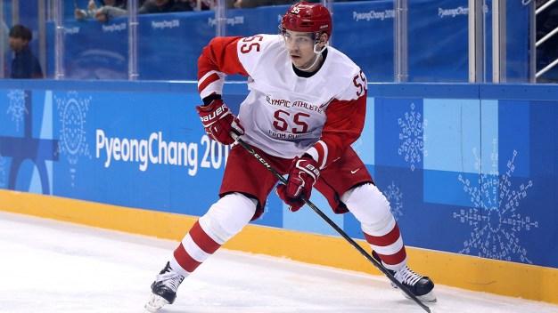Panthers Sign Gold Medalist Bogdan Kiselevich