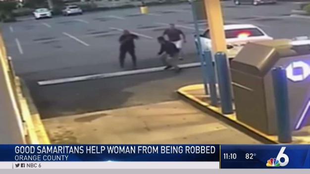 Good Samaritans Stop Robber at Florida ATM