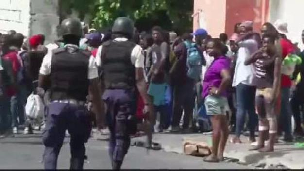 Haitian Prime Minister Resigns Amid Violent Unrest