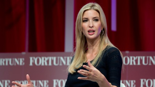 Trump Praises Wrong Ivanka in Twitter Shout-Out