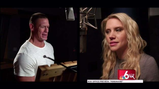 """John Cena Talks Taking on """"Ferdinand"""""""
