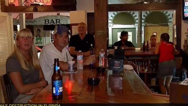 Key West Bars Reopen Along Duval Street