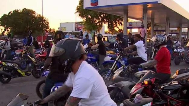 MLK Rideout in South Florida Gets Early Start