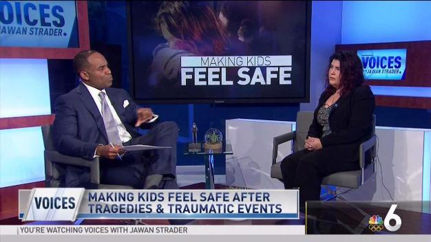 Making Kids Feel Safe After School Shootings