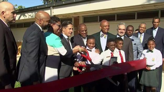 Miami Gardens School Unveils Massive Renovations