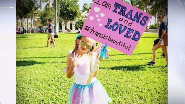 NBC 6 Pride: Acceptance Lesson From Trans Child's Parents