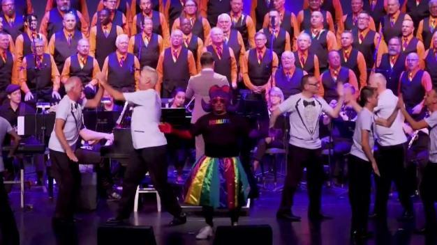 NBC 6 Pride: Choruses Team to Honor Stonewall Riots