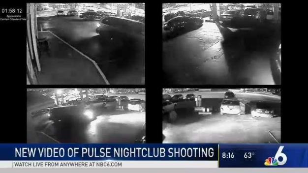 New Surveillance Footage Released In Pulse Shooting