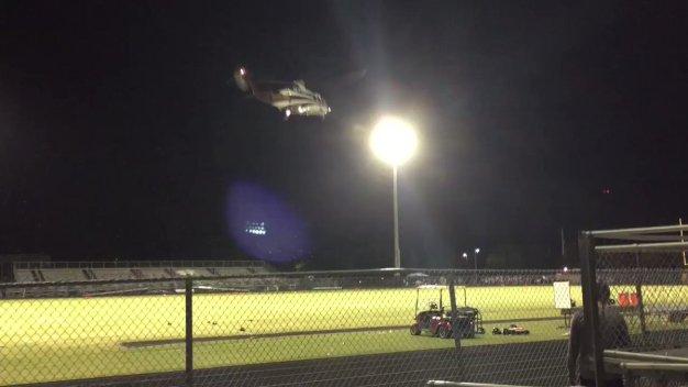 2 Men Shot During High School Football Game