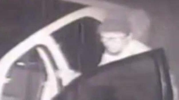 Police Looking for Suspect Who Targeted Cop Car