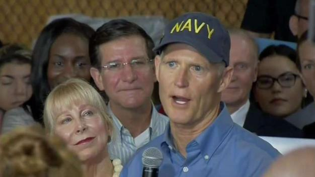 Politifact Florida: Ad Claims Scott Defrauded Veterans